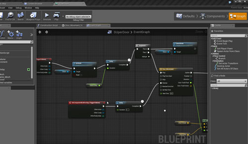 Introduction to unreal 4 blueprint malvernweather Gallery