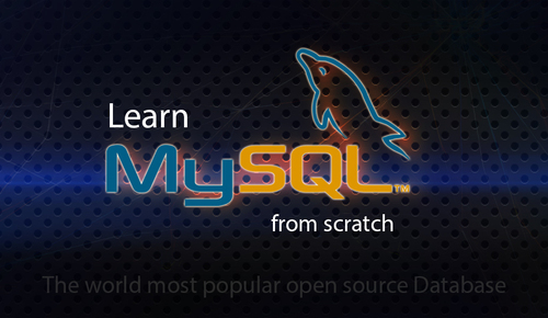 learn mysql from scratch - How To Design A Database From Scratch