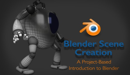 Blender Scene Creation