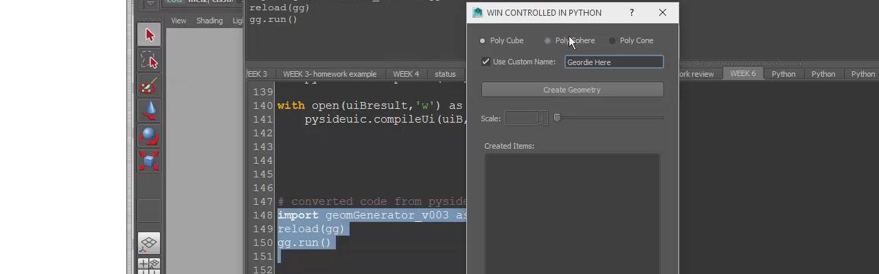 Python PyQt Convert ui to py file Python Mel UI Qt 2019
