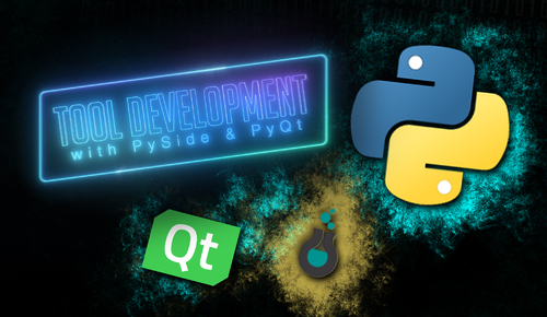 Python Tool Development: PySide & PyQt
