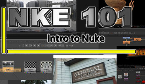 NKE 102- Advanced Keying in Nuke