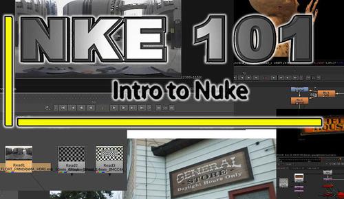 Nuke 101- Intro to Nuke