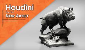 Houdini For The Artist - Modeling I