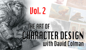 The Art Of Character Design Vol 1