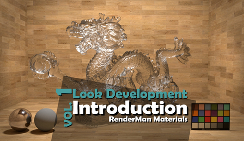 Instroduction to Renderman Materials